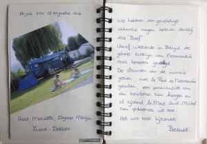 Arno, Mariëtte, Dagmar & Merlijn